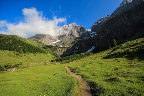 Berglage Alpengasthof Kopphuette Muehlbach 3