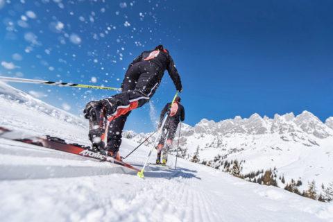 Langlaufen - Winterurlaub in der Urlaubsregion Hochkönig, Ski amadé