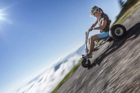 Mountaincart - Sommerurlaub am Hochkönig, Salzburger Land