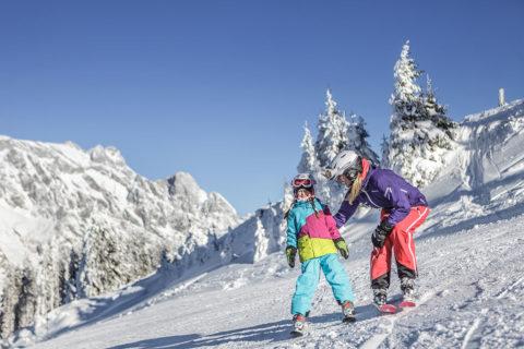 Skifahren Skiurlaub Hochkoenig Ski Amade 2