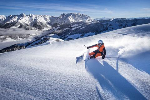 Skifahren - Skiurlaub in der Urlaubsregion Hochkönig, Ski amadé