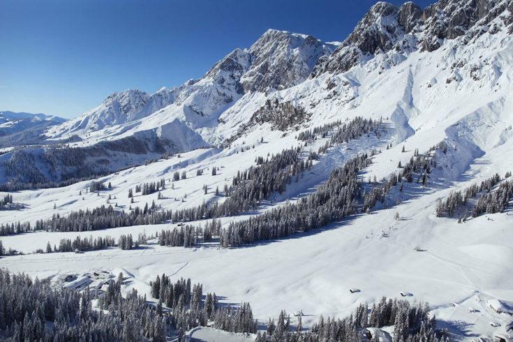 Skigebiet Hochkeil, Urlaubsregion Hochkönig