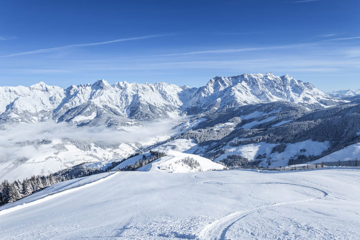 Skigebiet Hochkönig, Skiurlaub in Ski amadé