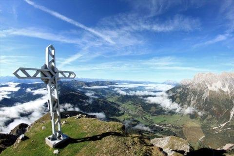 Wanderurlaub Muehlbach Hochkoenig 1