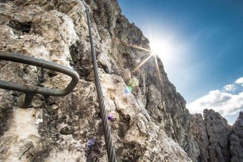 Klettersteige - Wanderurlaub am Hochkönig, Salzburger Land
