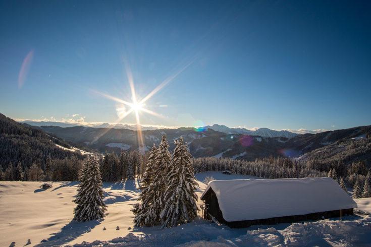 Winterurlaub im Alpengasthof & Hotel Kopphütte, Mühlbach am Hochkönig